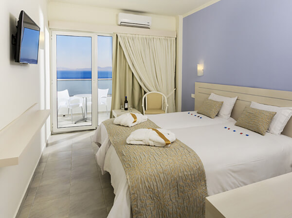 Double Superior Room with a Sea View